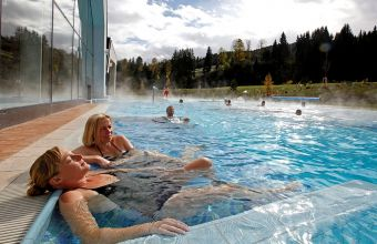 Wellness in der Therme Amade Altenmarkt